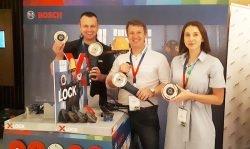Bosch X-Lock система для УШМ болгарок оснастка абразивы алмазные диски