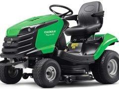 Caiman Rapido SD 2WD Юнисоо Unisaw трактор газонокосилочный новинка 2019