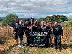Бензокоса Caiman WX 21 Тест драйв конференция Unisaw Group 2019 Новая Зеландия