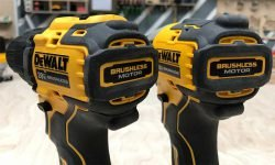 Brushless DeWALT 18 XR Li-Ion