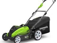 Greenworks Гринвркс аккумуляторная садовая техника