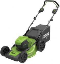 Greenworks GD60LM46SP отзывы купить цена