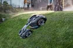 Husqvarna Automower 435X AWD робот газонокосилка Хускварна премия Red Dot Design Award 2019