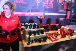 Конференция Milwaukee 2019 Дублин Торцевые накидные головки импульсный аккумуляторный гайковерт
