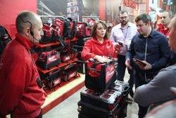 Конференция Milwaukee 2019 Дублин Packout сумка маленькая система хранение транспортировка