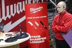 Конференция Milwaukee 2019 Дублин Нож фиксированное лезвие