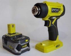 аккумуляторный фен Ryobi R18HG отзывы