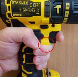 зарядное устройство шупуповёрт Stanley винтовёрт