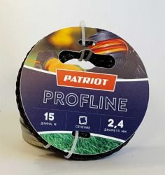 Patriot Profline 805 40 2206 цена триммерная леска