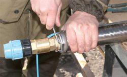 как монтировать систему водоснабжения загородного дома