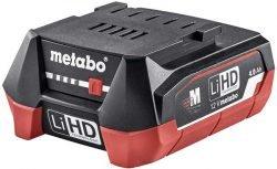 Метабо Metabo 12 V слайдерный аккумулятор 4 А ч