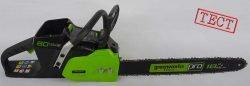 Greenworks GD80CS50 пила цепная отзывы цена