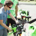 GreenWorks инструменты для сада