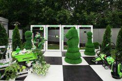 Москва VIII Фестиваль садов и цветов