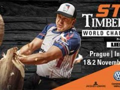 Stihl Timbersports 2019 в Праге