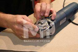 Bosch X Lock Бош новый механизм фиксации оснастки УШМ