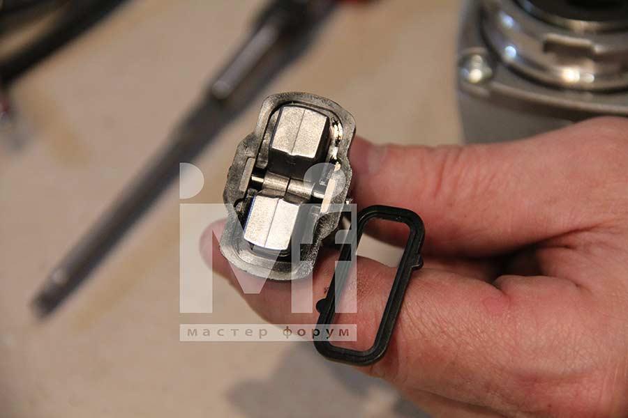 Bosch X Lock Бош новый механизм фиксации оснастки УШМ пылезащита