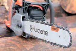 Husqvarna Хускварна 572 XP бензопила цепная тест шина цепь