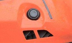 Husqvarna Хускварна 572 XP бензопила цепная тест декомпрессионный клапан