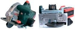 Metabo MKS 18 LTX 58 Метабо аккумуляторная дисковая пила металл параллельный упор