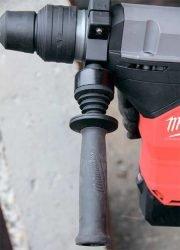 Milwaukee M18 Fuel FHM Милуоки аккумуляторный перфоратор SDS Max 18 В