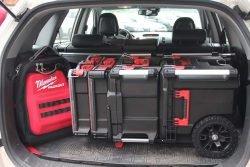 Milwaukee Packout система транспортировка хранение инструмент оснастка