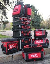 Milwaukee Packout система транспортировки хранения инструмент оснастки