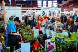 Выставка продажа Петербургская зелёная неделя 2019 Санкт Петербург 26 29 сентября