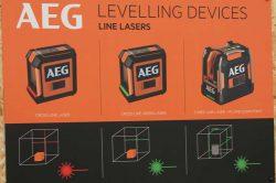 Конференция AEG 2019 Лондон CLR2 20 CLG2 30 CLG3 лазерные уровни