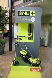 Ryobi 2019 Лондон London конференция презентация премьера аккумулятор аккумуляторные инструменты садовая техника