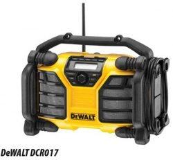 DCR017 радиоприёмник DeWALT XR 18