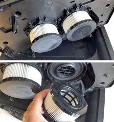 DCV568M воздушные фильтры для пылесоса
