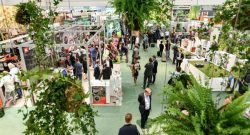 городское озеленение аккумуляторная техника выставка Gafa