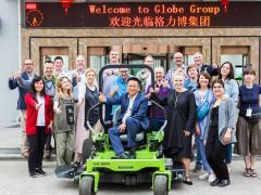 Greenworks Globe Tools Group