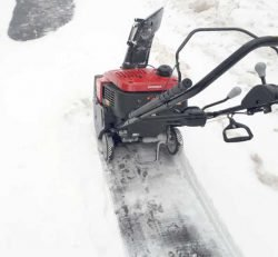 Honda снегоотбрасыватель HS750 EA отзывы