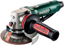 Metabo Метабо DW 10 125 Quick пневматическая УШМ болгарка углошлифовальная машина