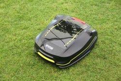 Конференция Ryobi 2019 Лондон RoboYagi робот газонокосилка аккумуляторный