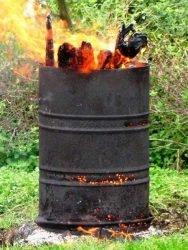 правила пожарной безопасности сжигать мусор требования