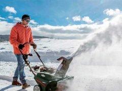 Briggs&Stratton снегоуборщик снегоотбрасыватель