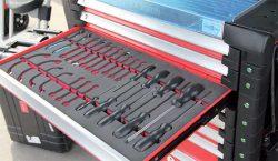 инструмент RFID-метки сканеры ударопрочный кейс