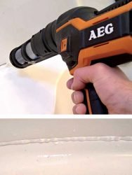 AEG BKP18C пистолет для герметика