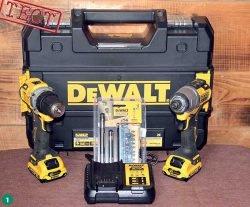 DeWALT DCD701 DCF801 дрель-шуруповёрт