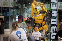 Сколково робот-трансформер