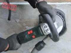 Метабо Metabo RFEV 19 125 RT шлифовальная машина штукатурка фреза шлифователь