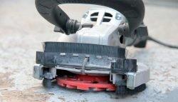 Metabo Метабо RSEV 19 125 RT шлифовальная машина бетон шлифователь алмазная чашка защитный кожух
