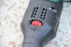 Metabo Метабо RSEV 19 125 RT шлифовальная машина бетон шлифователь колесико регулировки