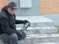 Metabo Метабо RSEV 19 125 RT шлифователь бетон шлифовальная машина