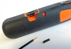 Тест Black Decker BD40 аккумуляторная отвертка устройство зачистка изоляция провод