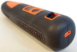 Тест Black Decker BD40 аккумуляторная отвертка разъем кабель ЗУ зарядное устройство