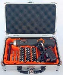 Тест Black Decker BD40 аккумуляторная отвертка шуруповерт комплектация